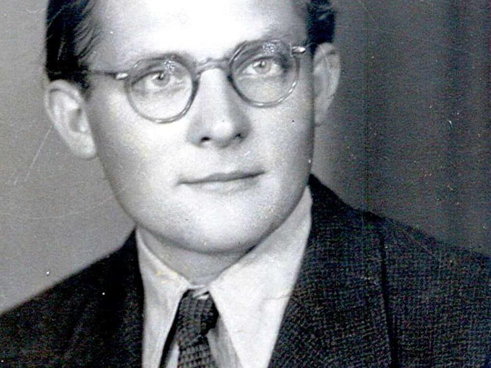 Heinz Kutowsky 1951  | Foto: BZ