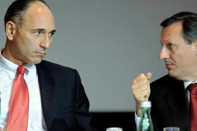 Vasella tritt als Konzernchef von Novartis ab