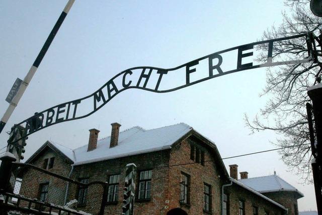 Vor 65 Jahren wurde das KZ Auschwitz befreit