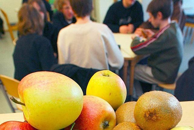 Gratis-Obst kommt nicht in die Schultüte