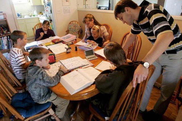USA gewähren Schulverweigerern Asyl