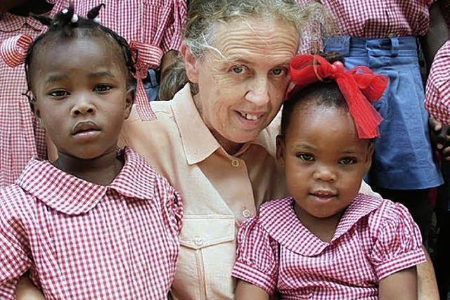 Benefizveranstaltung für Haiti