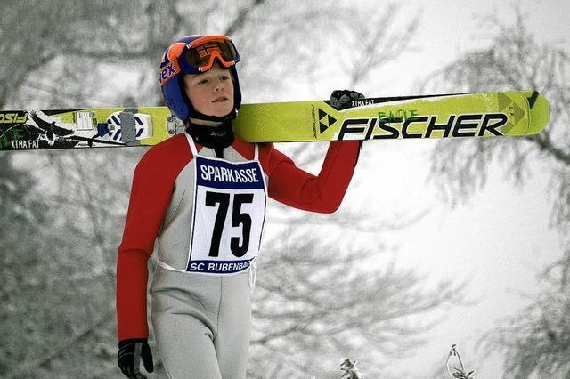 Rombach auf Rang zwei