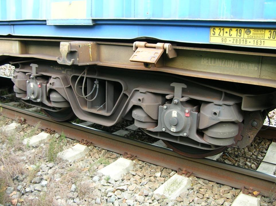Kommt die Region beim Ausbau der Rheintalbahn unter die Räder?  | Foto: Bernd Michaelis
