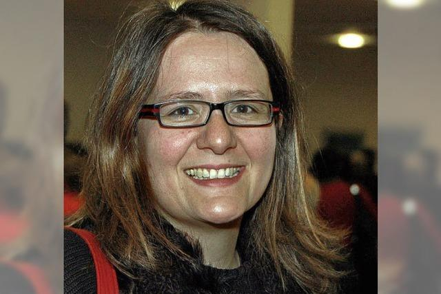 Petra Steinhart Leiterin der Metzger-Schule