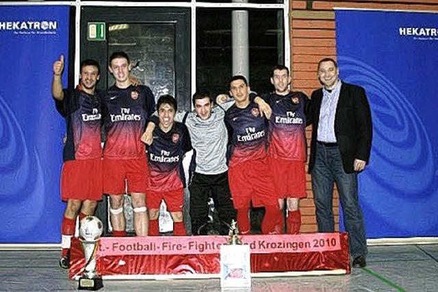 Hekatron-Cup an französische Gäste