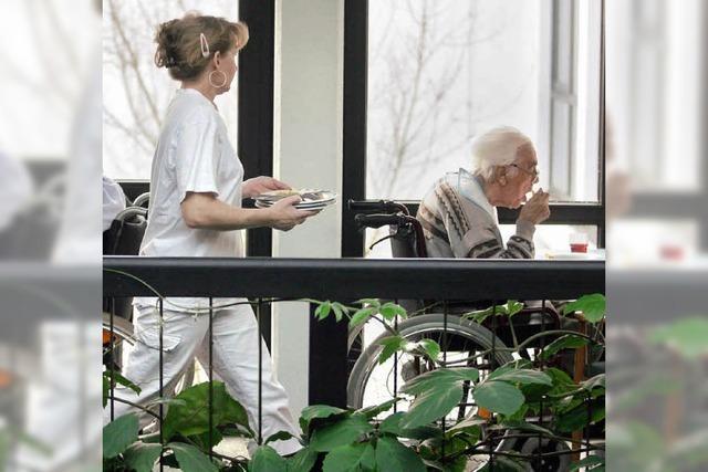 Der alternden Gesellschaft helfen