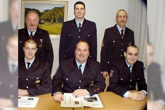 Neuer Kommandant der Feuerwehr in Harpolingen