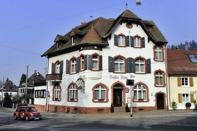 Das Gasthaus an den Gleisen