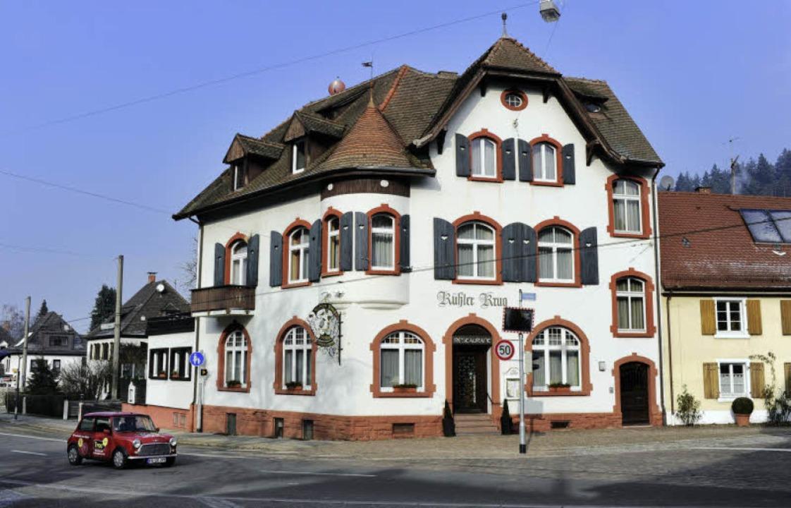 Äußerlich hat sich das Gebäude im vergangenen Jahrhundert kaum verändert.   | Foto: Ingo Schneider
