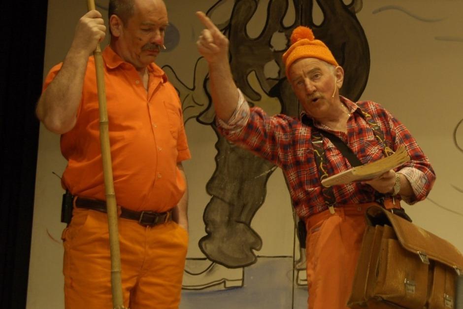 Strooßefägr Harald und Günther (Foto: Ralf Staub)
