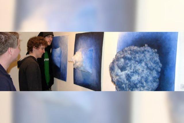 Junge Kunst im Haus Salmegg zu entdecken