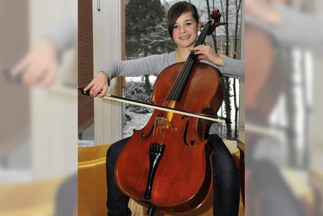 Alte Musik von jungen Talenten