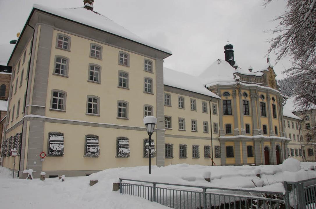 Das Jesuitenkolleg in St. Blasien ist Teil eines Missbrauchsskandals geworden.  | Foto: Kathrin Blum
