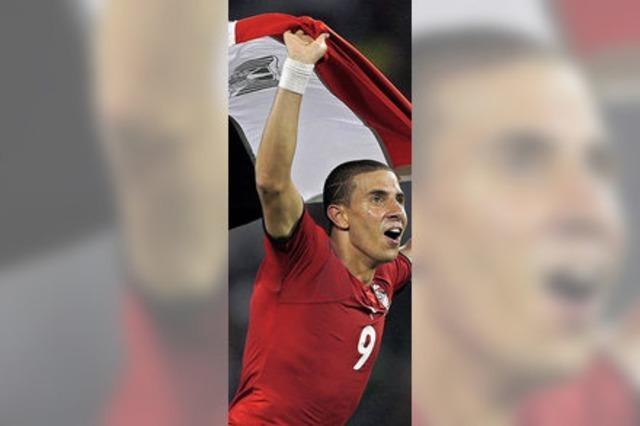 Der Hattrick der Fußball-Könige
