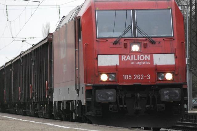 Kosten für Ausbau der Rheintalbahn explodieren