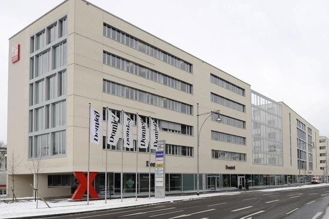 X-Press-Gebäude zu 86 Prozent vermietet