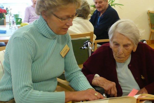 Gute Erfahrungen mit Betreuungsassistenten