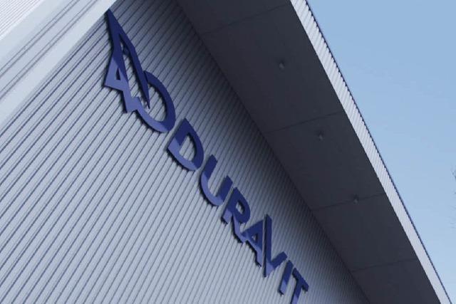 Duravit investiert in Achern mehrere Millionen Euro