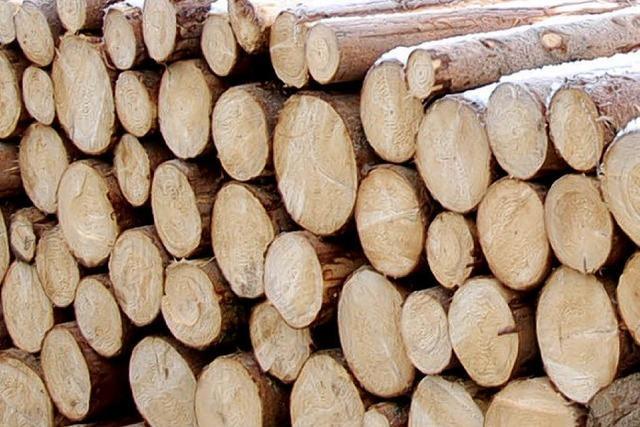 Holzmarkt noch attraktiv