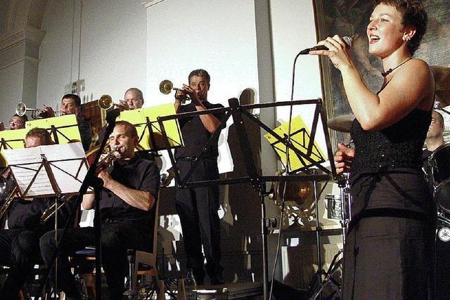 Bigband-Jazz für jede Generation