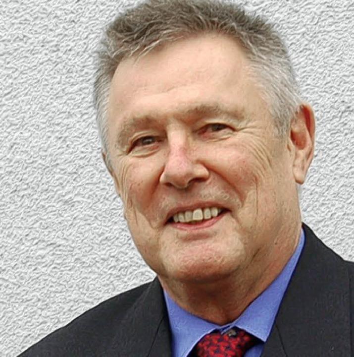 Armin Bäuerle, Direktor Müllheimer Steinbeis-Transferzentrum  | Foto: Andrea Drescher