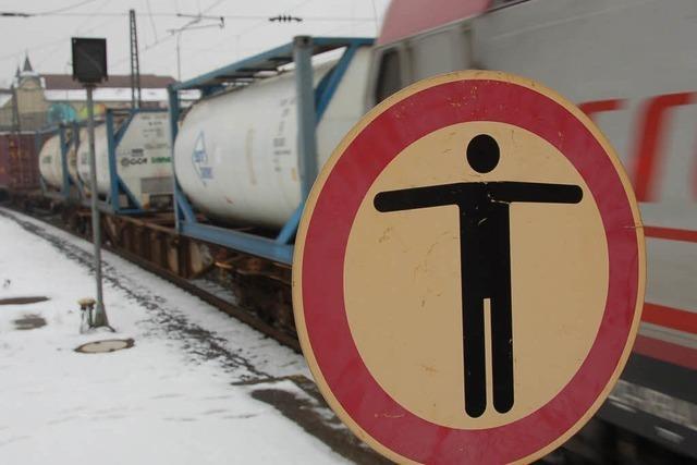 Kostenexplosion: Rheintalbahn wird deutlich teurer