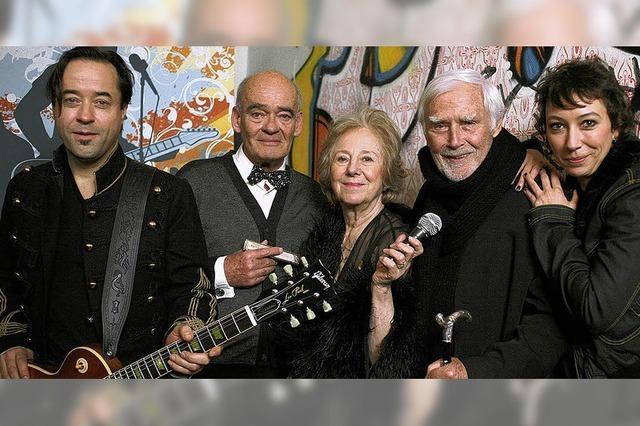 Rocker Rocco und die Rentnerband