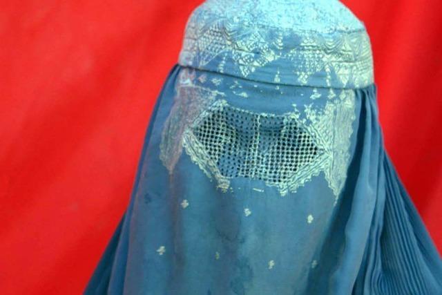 Selbstversuch: Einen Monat Burka tragen