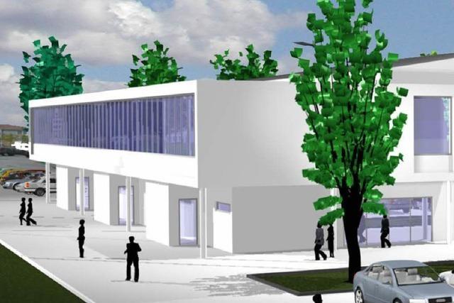 Sanierung der Friesenheimer Halle kann beginnen