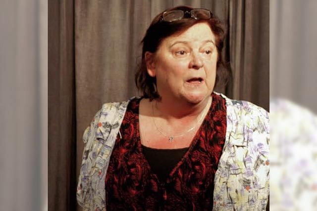 Maria Peschek - Munterer Bühnenspagat