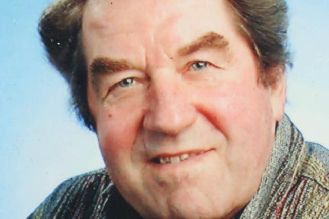 Vermisst seit Frühsommer 2009: Hermann Hilß