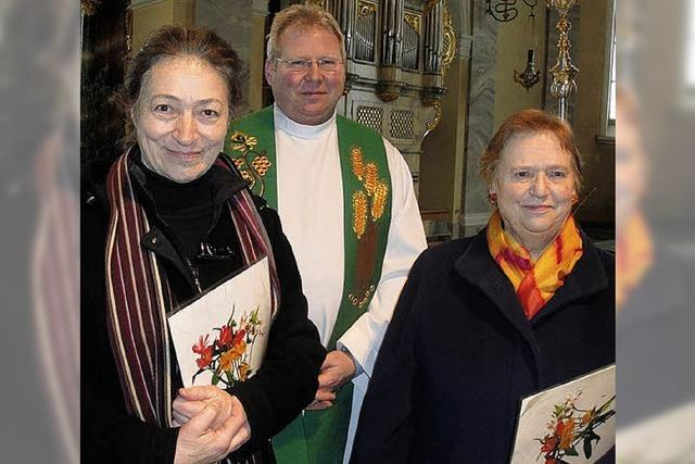 Sankt Martin hat zwei neue Mitarbeiter