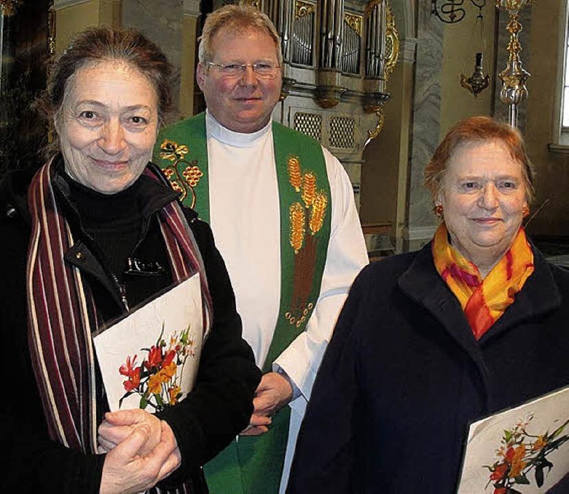 Dürfen zukünftig Wortgottesdienste lei...urger Erzbischofs Robert Zollitsch.       Foto: jonas bader