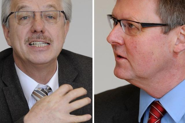 Neideck und von Kirchbach über Stärken und Schwächen