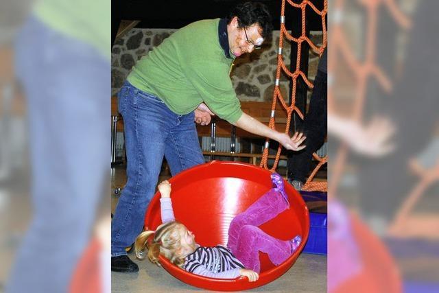 Spaß für Papa und Kind