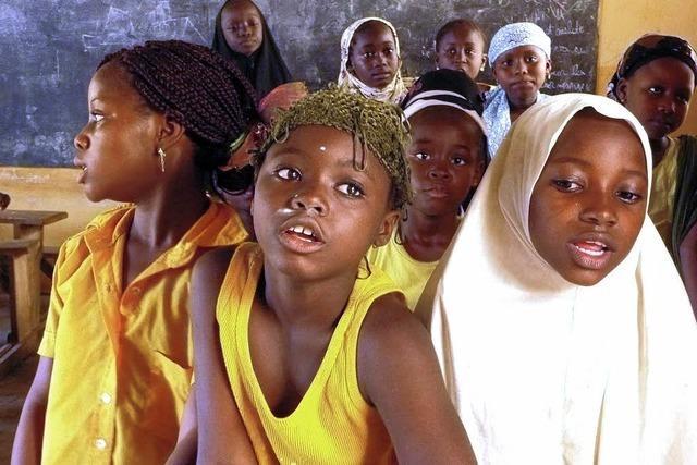 Hilfe für eine Schule in Togo
