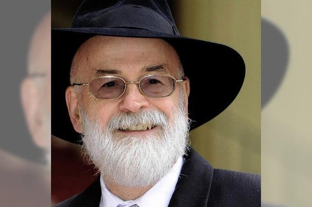 Fantasyautor Terry Pratchett für Sterbehilfe