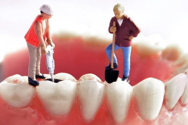 Kariesbakterien – Feinde fürs Leben
