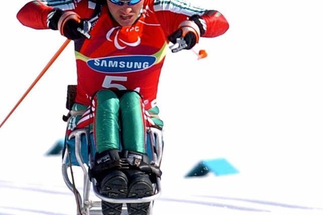 Weltcup-Finale der Handicap-Sportler am Notschrei