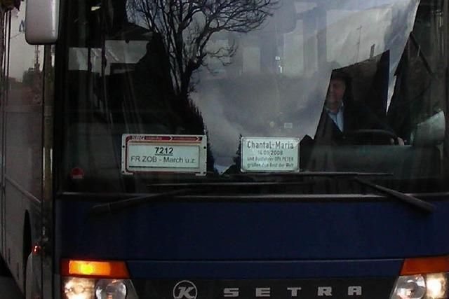 Es wird eng in Bussen und S-Bahnen