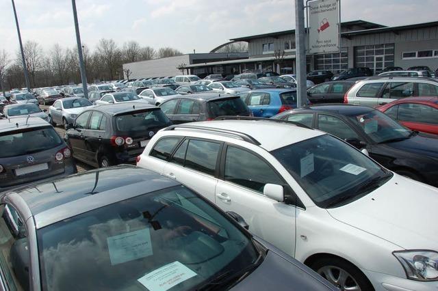 Autohaus Geiger in Kehl ist insolvent