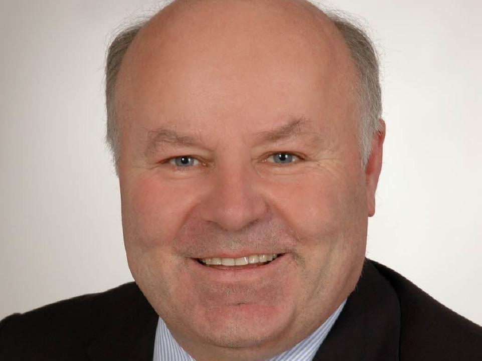 Der Weisweiler FDP-Landtagsabgeordnete  Dieter Ehret.  | Foto: privat