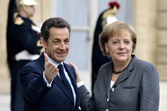 Berlin und Paris rücken zusammen