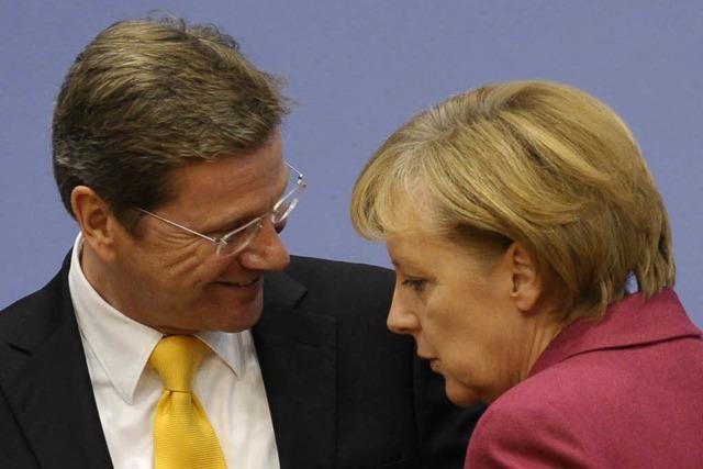 100 Tage Schwarz-Gelb – und Kritik von allen Seiten