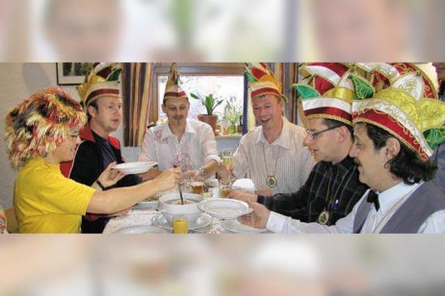 Fasnet und rheinischer Karneval