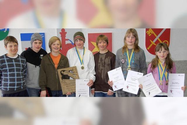 Bonndorfer Schüler holen Meistertitel