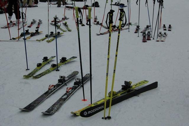 Wintersportgenuss auf dem Kandel