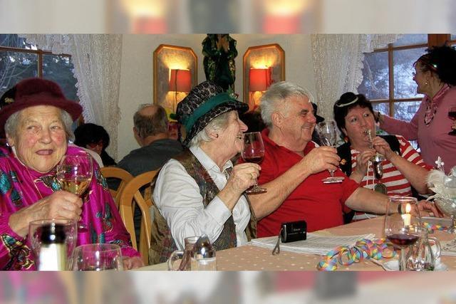 Die Todtmooser Senioren