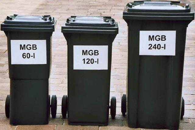 Kreis stellt die Müllabfuhr auf den Prüfstand